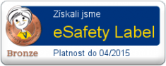 eSafety label - bronze