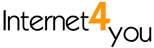 Internet 4 you logo